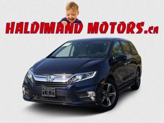 Used 2020 Honda Odyssey EX-L 2WD for sale in Cayuga, ON