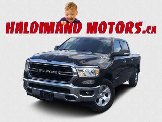Used 2019 RAM 1500 Big Horn CREW 4WD for sale in Cayuga, ON