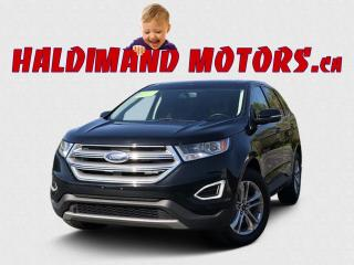 Used 2016 Ford Edge SEL AWD for sale in Cayuga, ON