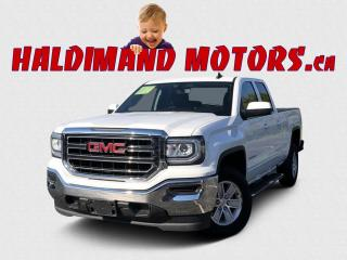 Used 2019 GMC Sierra 1500 SLE DBLE CAB 2WD for sale in Cayuga, ON