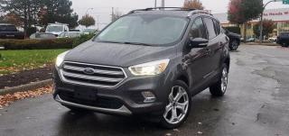 Used 2017 Ford Escape Titanium for sale in Abbotsford, BC