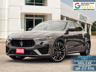 Used 2019 Maserati Levante GTS for sale in Oakville, ON