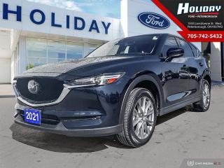 Used 2021 Mazda CX-5 GT w/Turbo for sale in Peterborough, ON