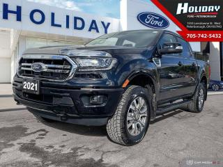 Used 2021 Ford Ranger LARIAT for sale in Peterborough, ON