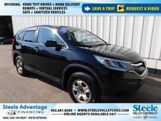 Used 2016 Honda CR-V LX-4WD-BACK UP CAMERA-KEYLESS!!! for sale in Kentville, NS