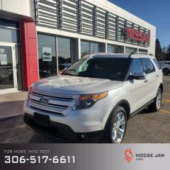 Used 2015 Ford Explorer LIMITED for sale in Moose Jaw, SK
