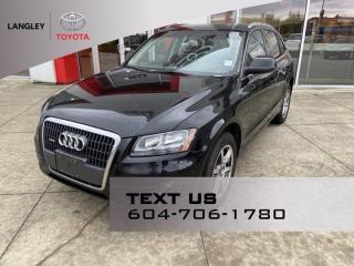 Used 2012 Audi Q5 2.0L Premium for sale in Langley, BC