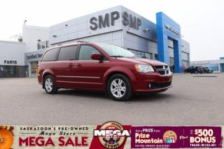 Used 2011 Dodge Grand Caravan Crew - for sale in Saskatoon, SK