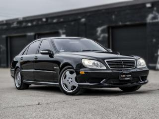 Used 2004 Mercedes-Benz S-Class S55 AMG I BACKUP for sale in Toronto, ON