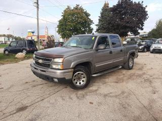 Used 2006 Chevrolet Silverado 1500 ~NO ACCIDENTS~ for sale in Kitchener, ON
