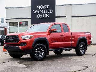 Used 2016 Toyota Tacoma 4X4   TRD OFF ROAD   ACCESS CAB   NAV   CAMERA for sale in Kitchener, ON