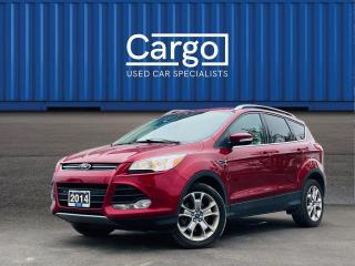 Used 2014 Ford Escape Titanium for sale in Stratford, ON