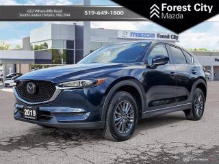 Used 2019 Mazda CX-5 GS for sale in London, ON
