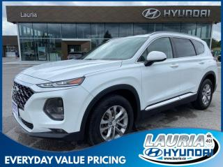 Used 2020 Hyundai Santa Fe 2.4L AWD Essential w/Safety pkg - LOW KMS for sale in Port Hope, ON