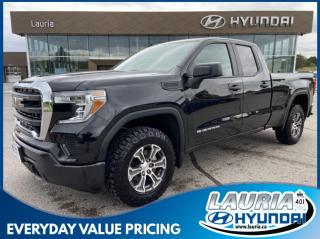 Used 2020 GMC Sierra 1500 5.3L V8 EXT CAB 4x4 for sale in Port Hope, ON