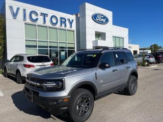 New 2021 Ford Bronco Sport Big Bend 1.5