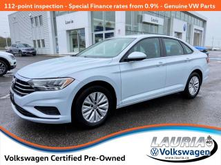 Used 2019 Volkswagen Jetta Comfortline Auto - Apple Carplay / Android Auto for sale in PORT HOPE, ON
