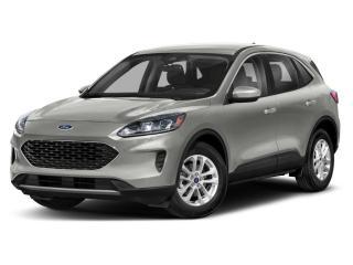 New 2021 Ford Escape SE for sale in Fort Saskatchewan, AB