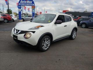 Used 2016 Nissan Juke SV for sale in Sarnia, ON