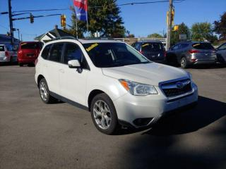 Used 2015 Subaru Forester 2.5i Limited Package for sale in Sarnia, ON