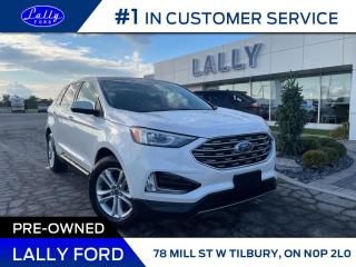 Used 2019 Ford Edge SEL, Only  25,672 km's, AWD, Loaded!! for sale in Tilbury, ON