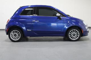 Used 2012 Fiat 500 C WE APPROVE ALL CREDIT for sale in Mississauga, ON