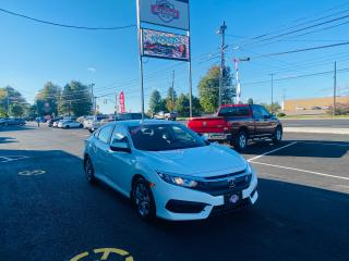Used 2017 Honda Civic LX / Back Up Cam / Zero $$$ Down / for sale in Truro, NS