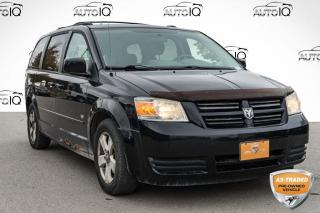 Used 2009 Dodge Grand Caravan SE AS TRADED SPECIAL | YOU CERTIFY, YOU SAVE for sale in Innisfil, ON