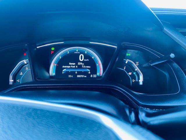 2017 Honda Civic LX / Back Up Cam / Zero $$$ Down /