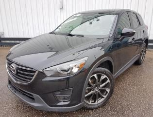 Used 2016 Mazda CX-5 GT AWD *LEATHER-SUNROOF* for sale in Kitchener, ON
