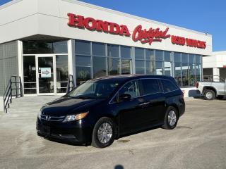 Used 2014 Honda Odyssey EX w/ Rear Entertainment! for sale in Winnipeg, MB