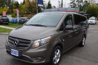 Used 2016 Mercedes-Benz Metris Passenger for sale in Richmond Hill, ON