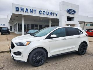 New 2021 Ford Edge ST-Line for sale in Brantford, ON