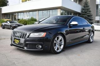 Used 2012 Audi S5 V8 - No Accidents - Full Service Records for sale in Oakville, ON
