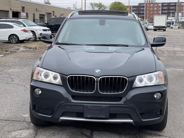 2013 BMW X3 xDrive28i PANORAMIC SUNROOF/LEATHER Photo2