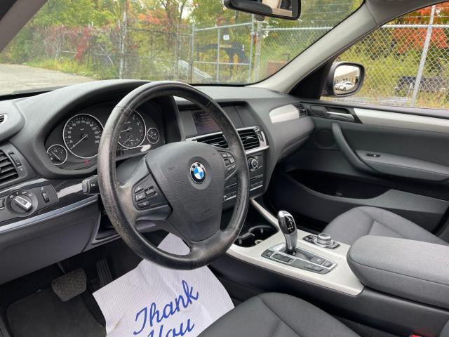 2013 BMW X3 xDrive28i PANORAMIC SUNROOF/LEATHER Photo11