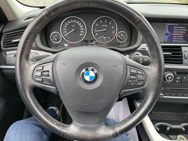 2013 BMW X3 xDrive28i PANORAMIC SUNROOF/LEATHER Photo12