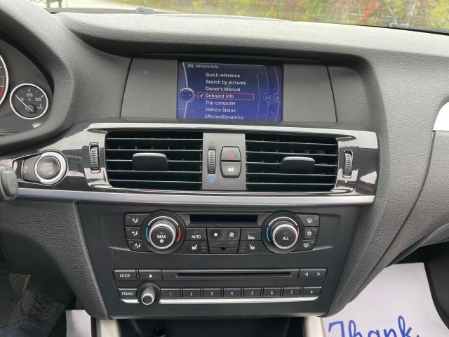 2013 BMW X3 xDrive28i PANORAMIC SUNROOF/LEATHER Photo13