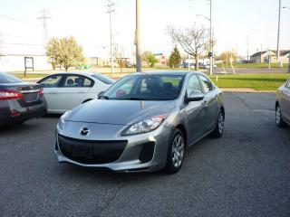 Used 2012 Mazda MAZDA3 GX for sale in Windsor, ON