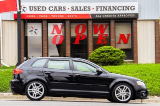 Used 2012 Audi A3 2.0T | Auto | S-Line | Quattro | Leather | Roof for sale in Oshawa, ON
