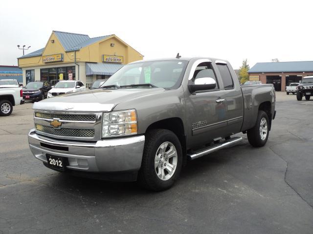 "2012 Chevrolet Silverado 1500 LS Cheyenne Edition ExtCab 4x4 4.8L 6.5""Box"