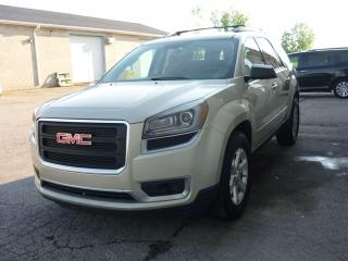 Used 2013 GMC Acadia SLE1 for sale in Windsor, ON