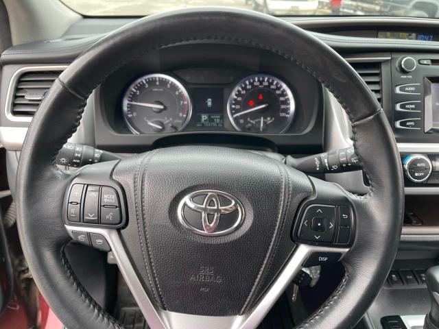 2015 Toyota Highlander LE AWD REAR VIEW CAMERA Photo15