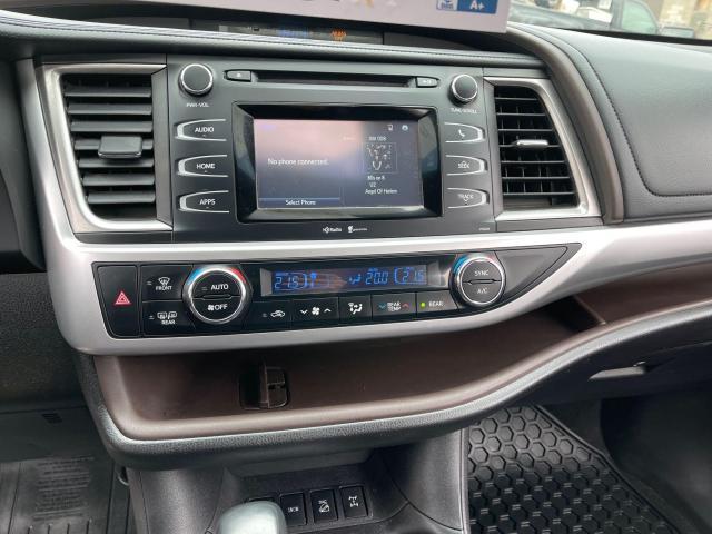 2015 Toyota Highlander LE AWD REAR VIEW CAMERA Photo16