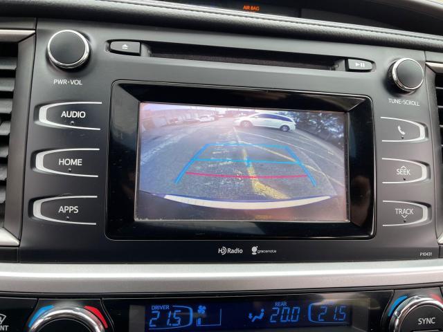 2015 Toyota Highlander LE AWD REAR VIEW CAMERA Photo18