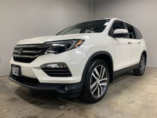 Used 2017 Honda Pilot Touring for sale in Owen Sound, ON