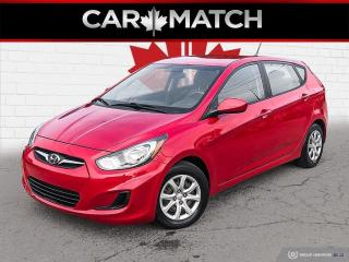 Used 2013 Hyundai Accent GL / AUTO / AC / NO ACCIDENTS for sale in Cambridge, ON