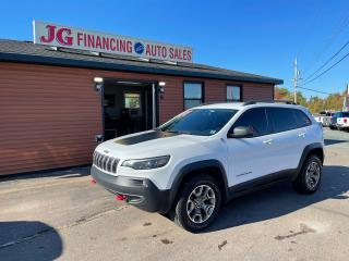 Used 2020 Jeep Cherokee Trailhawk for sale in Millbrook, NS