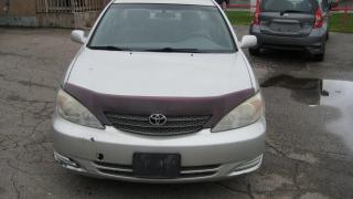 Used 2002 Toyota Camry LE for sale in Cambridge, ON