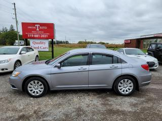 Used 2014 Chrysler 200 LX for sale in London, ON